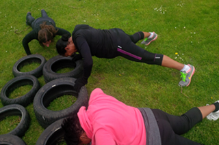 zumba boot camp fulham